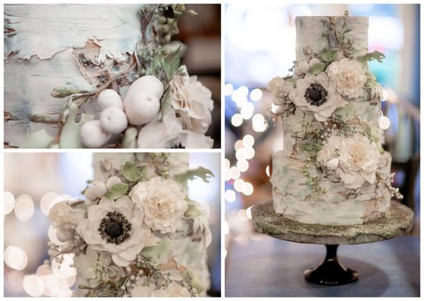 Bark & Anemone Wedding
