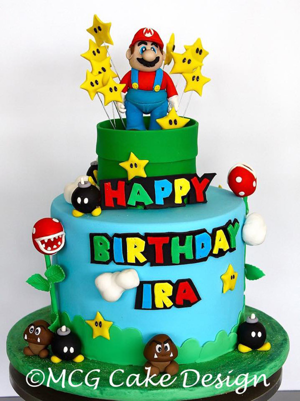 Super Mario Birthday