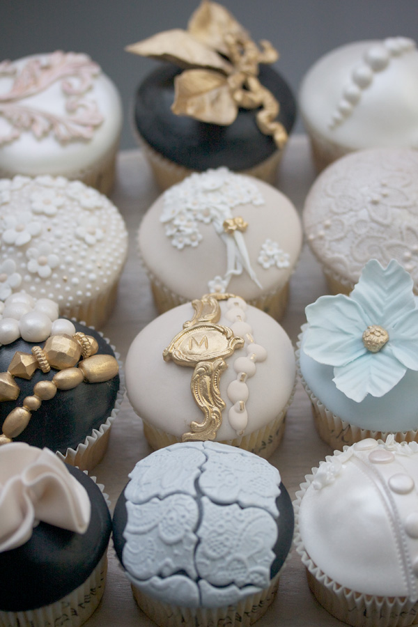 Victorian Cupcakes