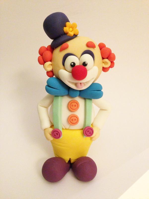 Clown Figure