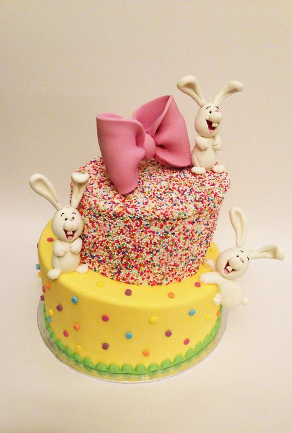 Topsy Turvy Easter