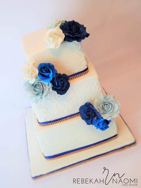 Blue Rose Beauty