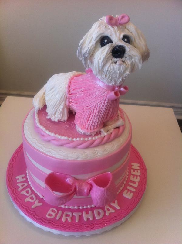 Pink Puppy Birthday