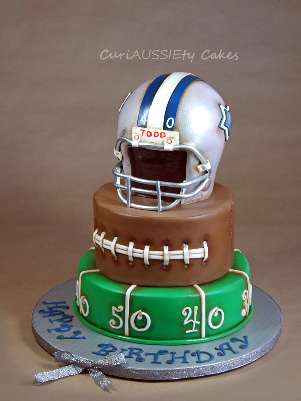 Football Birthday