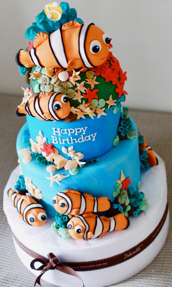 Fish Children's Birthday