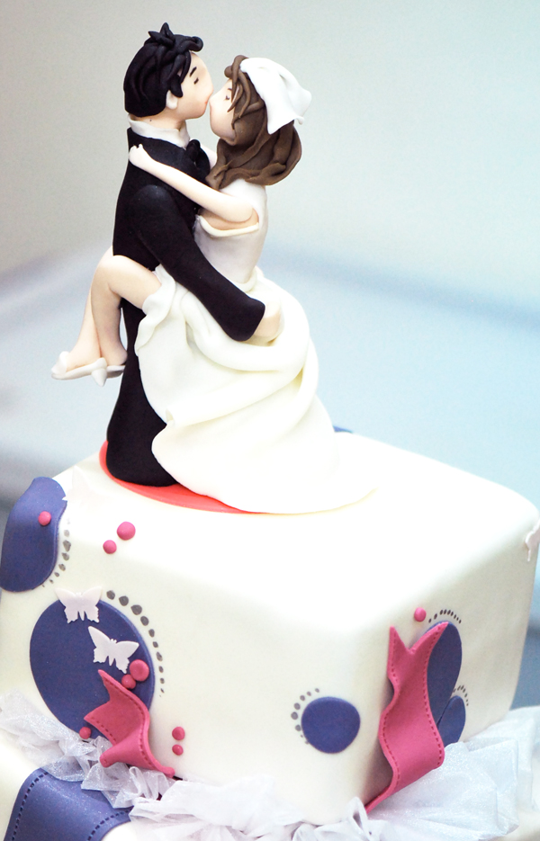 Wedding Couple Topper