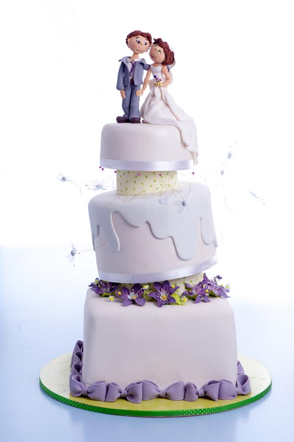 Tal Tsafrir Wedding Cake