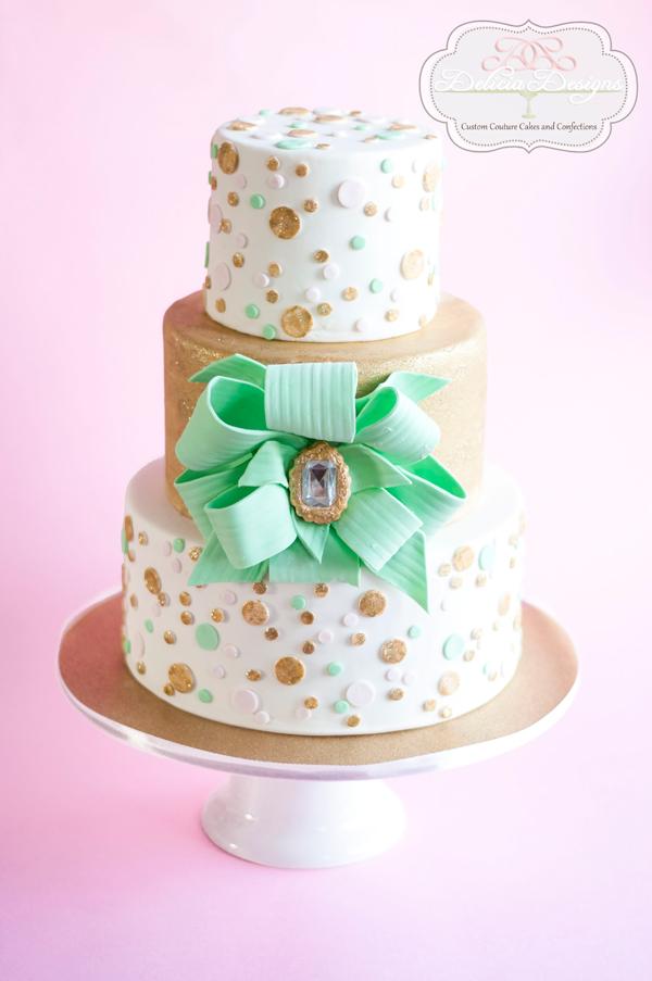 Polka Dot Pastel Birthday