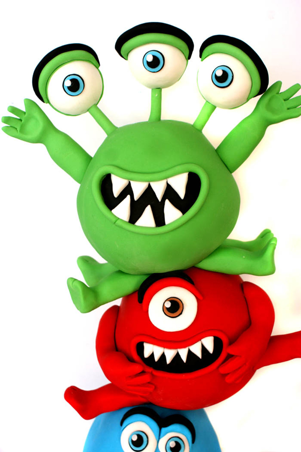 Playful Monsters