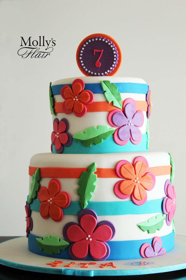 Flower Power Birthday