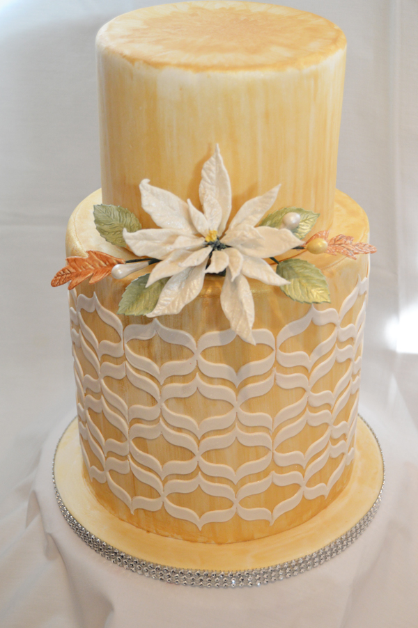 Rustic Yellow Cake