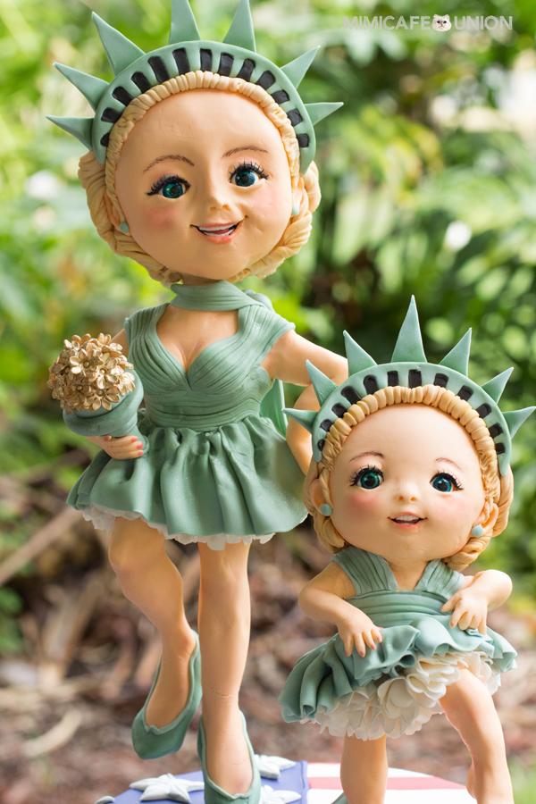 Liberty and Lil' Liberty
