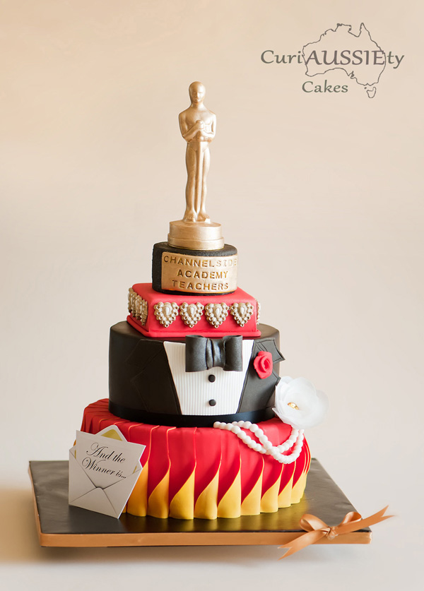 Award Ceremony Cake