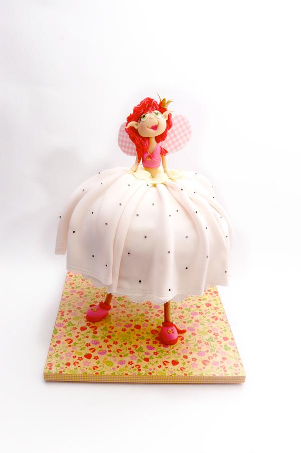 Punk Fairy Figure