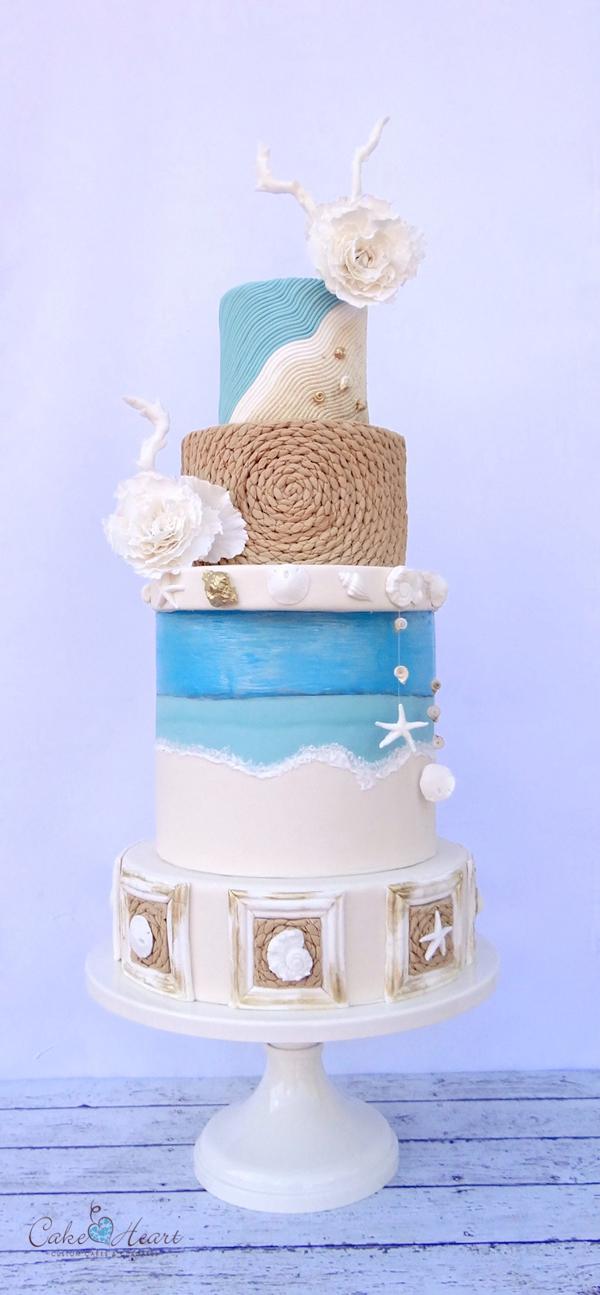 Seasonal Summer Cake