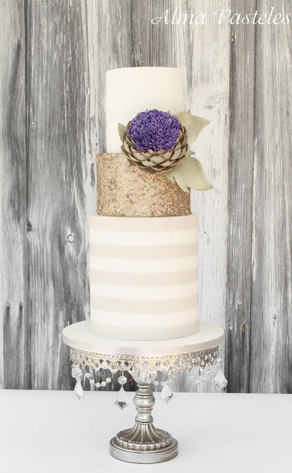 Elegant Artichoke Cake