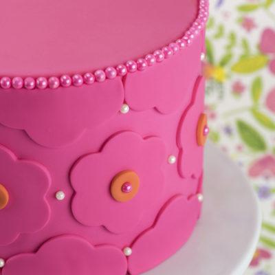 Sff Summer Photo Pink Cake