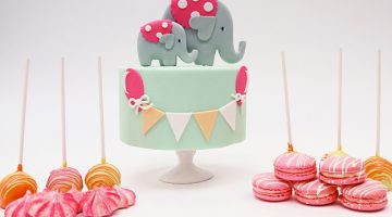 Elephant Topper Tutorial