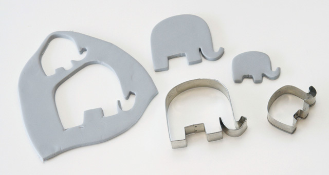 Baby Elephant Topper 1