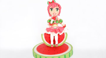 Watermelon Girl4