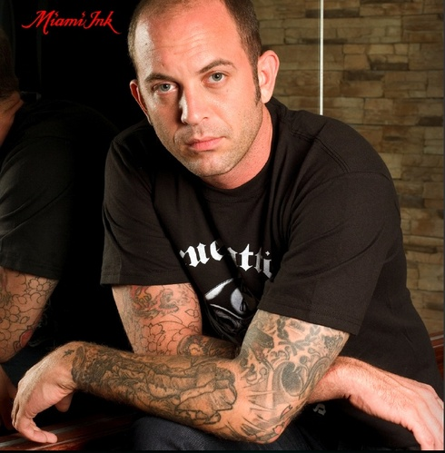 Chris Garver to Ink one lucky winner at the 1st Singapore Tattoo Show