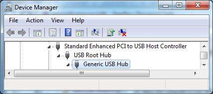 Generic USB Hub скачать драйвер