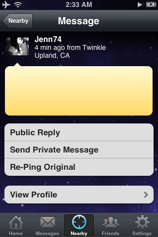 I'm sure that no other user on Twinkle wants to be exposed to nude minors.