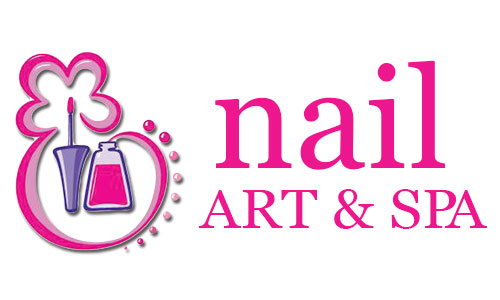 nail art spa - Nail Salon Logo Design Ideas