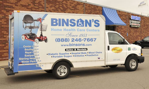 Binson's Home Health Care Centers Coupons in Ashburn, VA