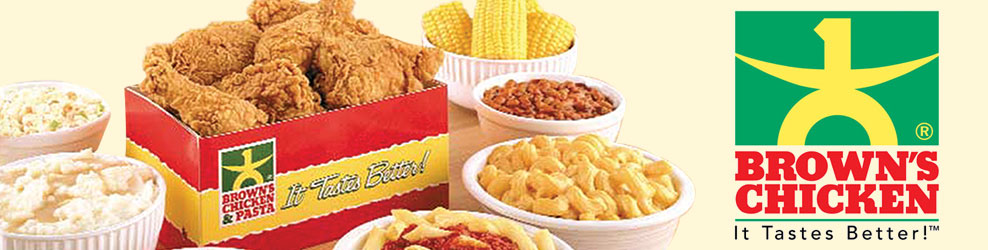 Brown's chicken coupons