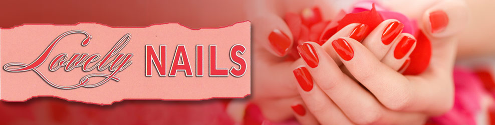 Lovely Nails & Spa. Leave your stressful work behind and enjoy happy time with us!