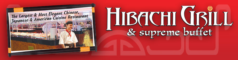 Hibachi Grill & Supreme Buffet in Elk Grove Village