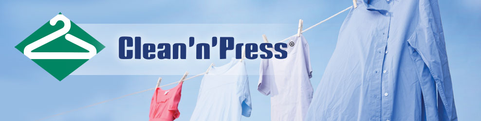 Clean and press coupons