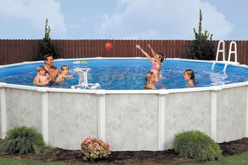 Coupons for swimming pools