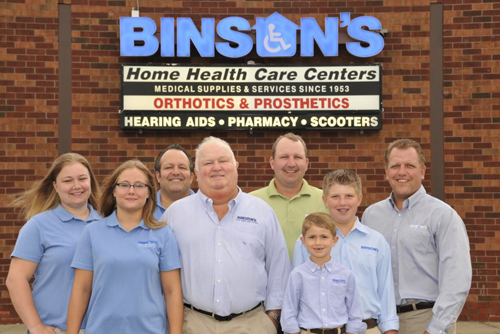 Binson's Home Health Care Centers Image 1