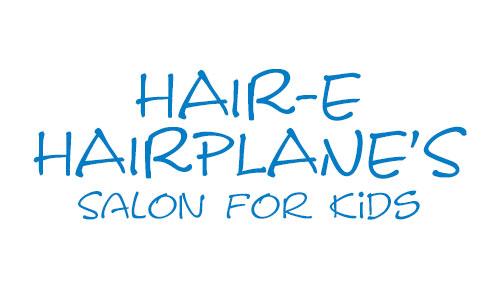 Hair-E Hairplane's Salon For Kids