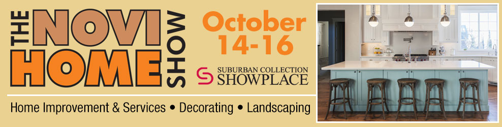 Novi Home Show At Suburban Collection Showplace In Novi Mi Coupons To Saveon Events