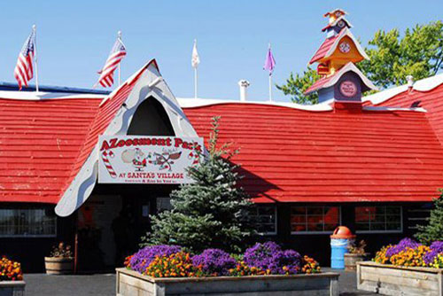 Santa's village azoosment park coupons