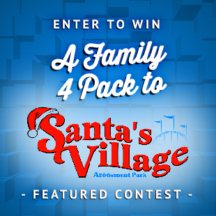 Santa's Village_Family 4 Pack