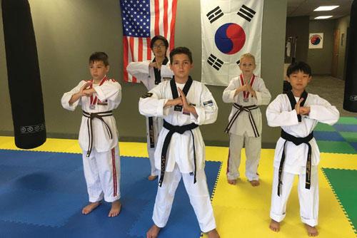 Tigers Taekwondo Do-Jang Coupons