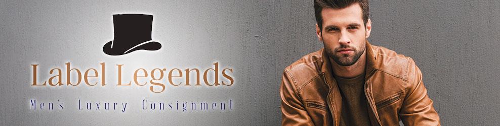 Label Legends Men's Luxury Consignment