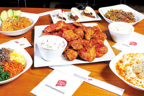 Bonchon Korean Fried Chicken Coupons