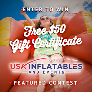 USA Inflatables 1019TC 1546-09