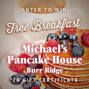 Michael's Pancake House 1119CH 1564-19