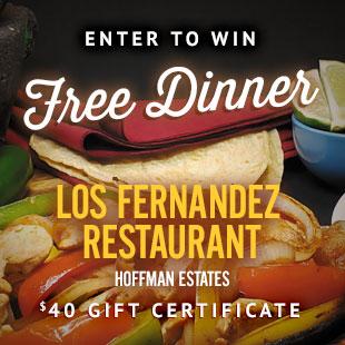 Los Fernandez Restaurant 1119CH 1564-14