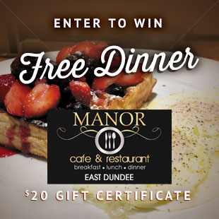 Manor Cafe 1119CH 1564-17