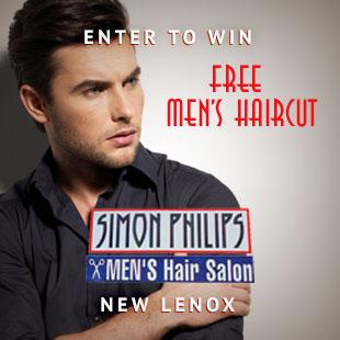 Simon Philips Men's Hair Salon 1019CH 1550-20