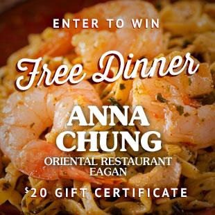 Anna Chung Oriental Restaurant 0320TC 1656-02