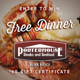 Porterhouse Steaks & Seafood 1119CH 1564-21