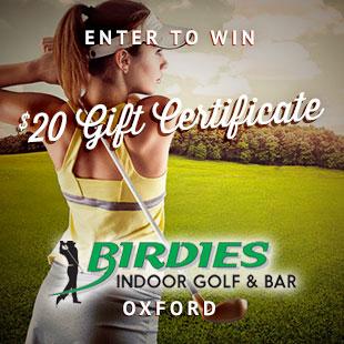 Birdie's Indoor Golf 1119DT 1572-05